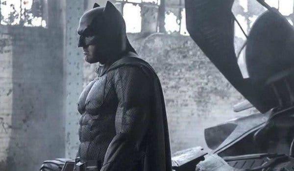 Batman Ben Affleck movie 2018