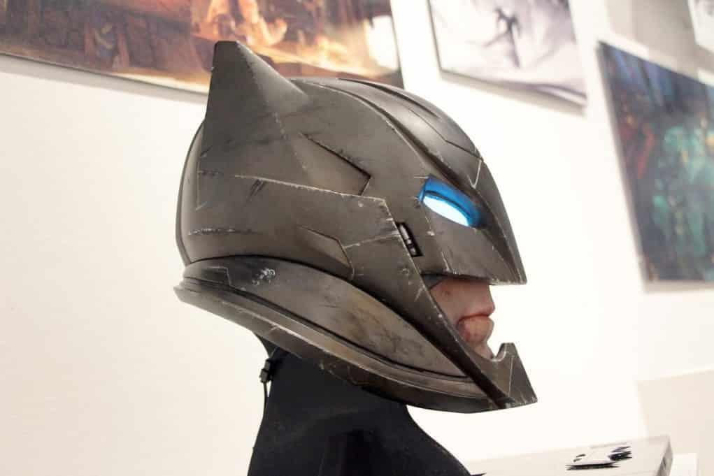 Batman Liga de la Justicia armadura (2)