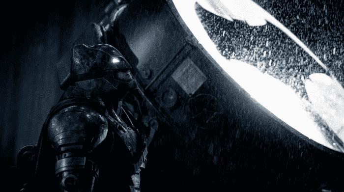 Batman Liga de la Justicia armadura
