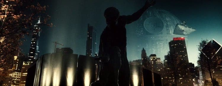 Batman v Superman Star Wars (2)