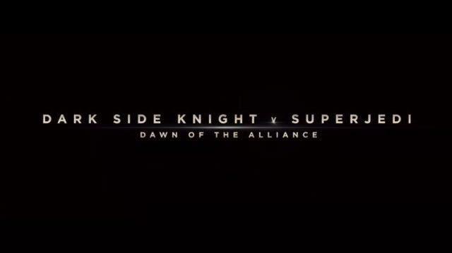 Batman v Superman Star Wars