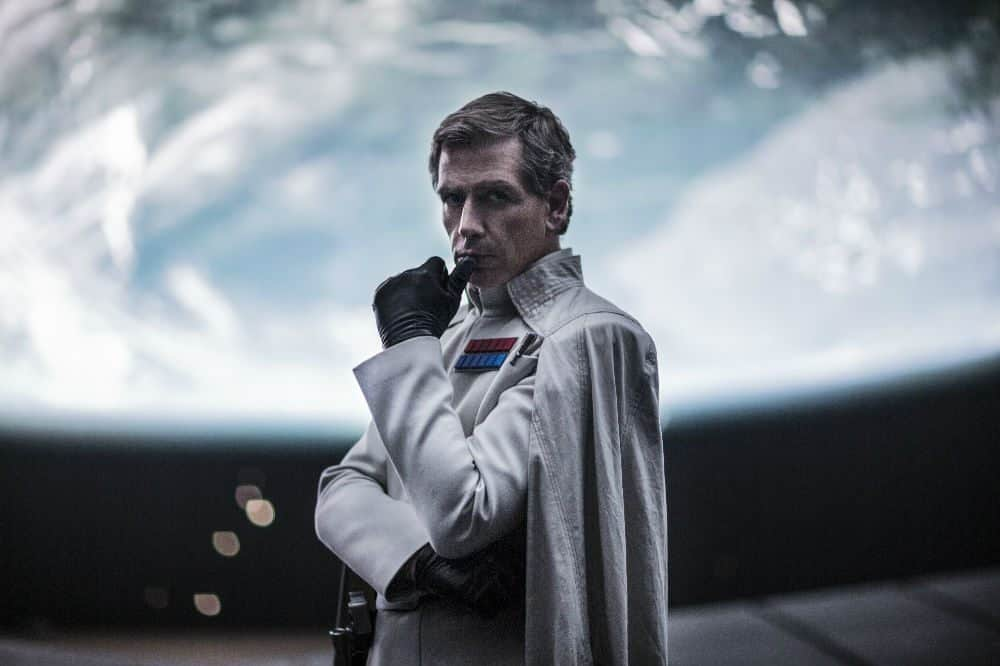 Ben Mendelsohn en Rogue One Star Wars