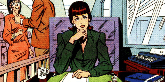 Betty Brant (Spider-Man Homecoming)