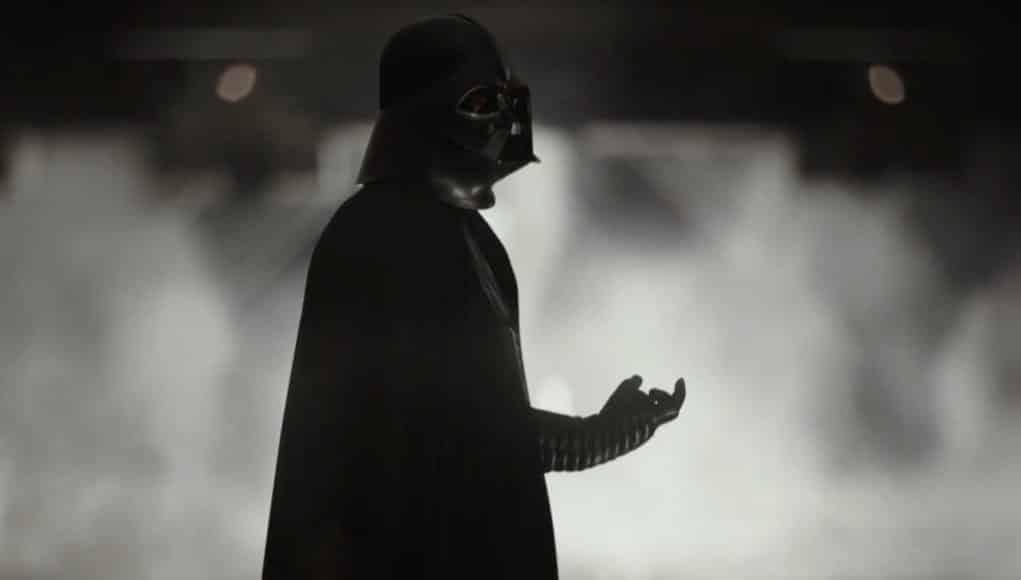 Darth Vader Rogue One castillo (Star Wars)
