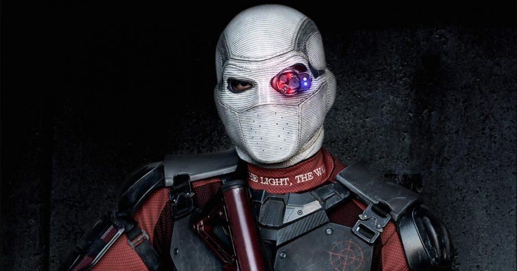 Deadshot Escuadron Suicida Will Smith spin-off