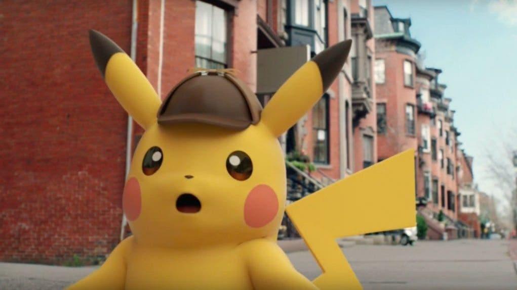 Detective Pikachu (película de Pokémon)