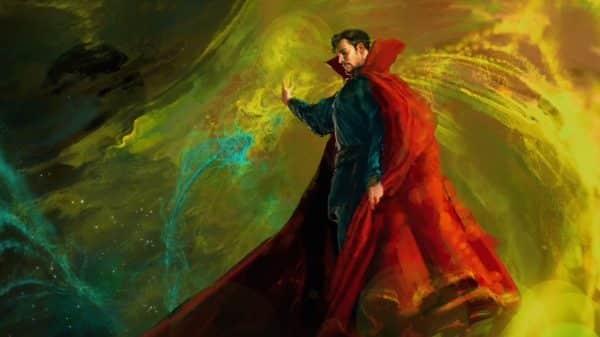 escena eliminada de Doctor Strange