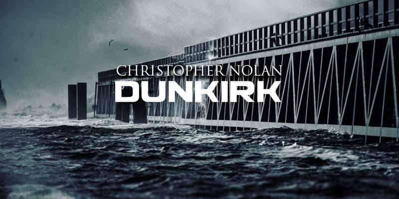Dunkirk Christopher Nolan poster