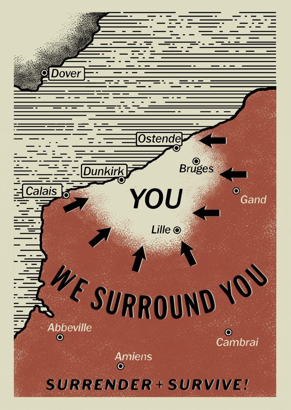 Tráiler de 'Dunkirk': Así es la guerra según Christopher Nolan