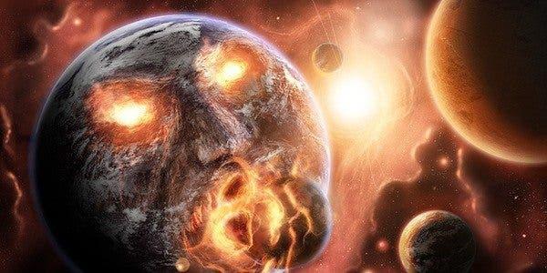 Ego el planeta viviente