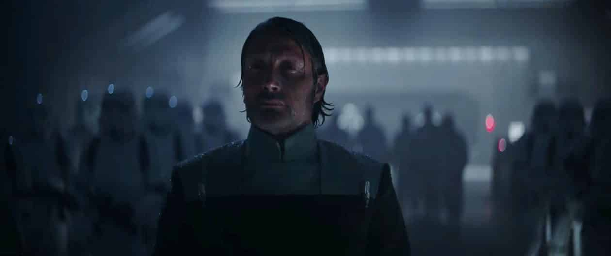 Galen Erso Rogue One pasado (Star Wars)