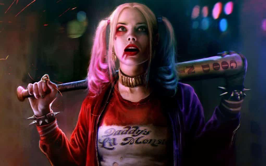 Gotham City Sirens movie David Ayer Margot Robbie