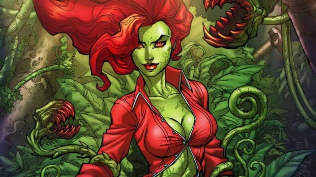 Hiedra Venenosa Megan Fox Gotham City Sirens