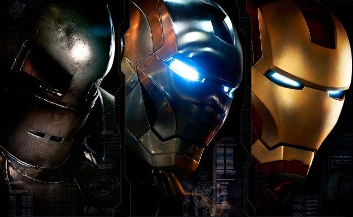 Iron Man recuperará su Reactor Arc en Vengadores: Infinity War (2018)