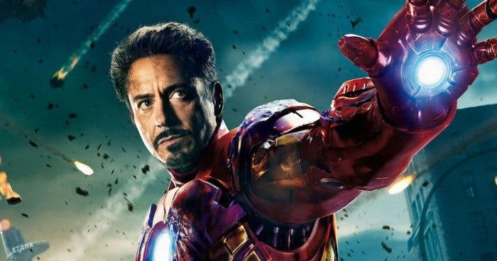 nuevo traje de Iron Man en 'Spider-Man: Homecoming'