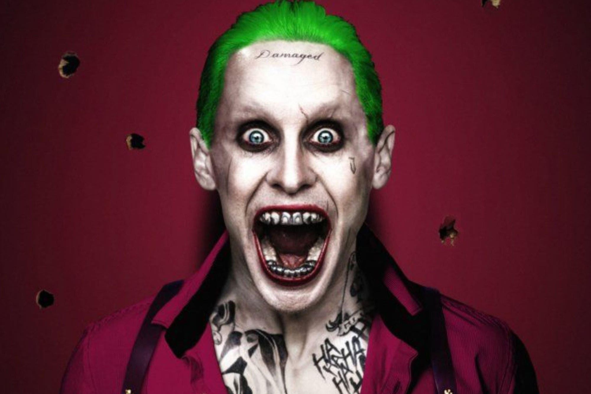 Joker Jared Leto escuadron suicida lo peor