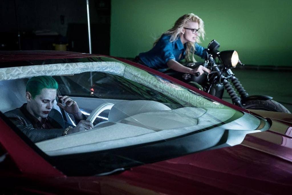 Joker y Harley Quinn Escuadron Suicida edicion extendida