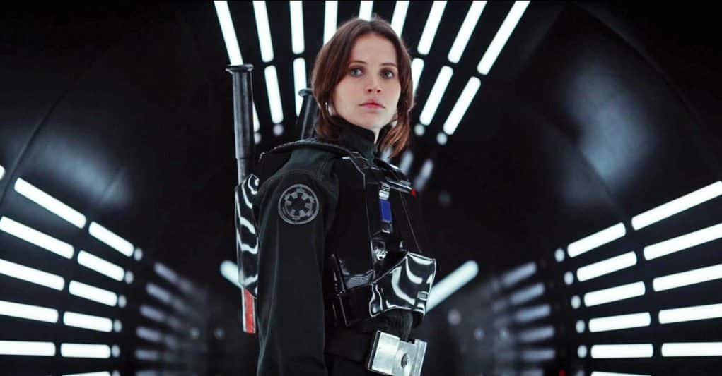 Jyn Erso Rogue One 2