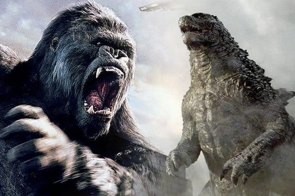 King Kong vs Godzilla (2020) movie