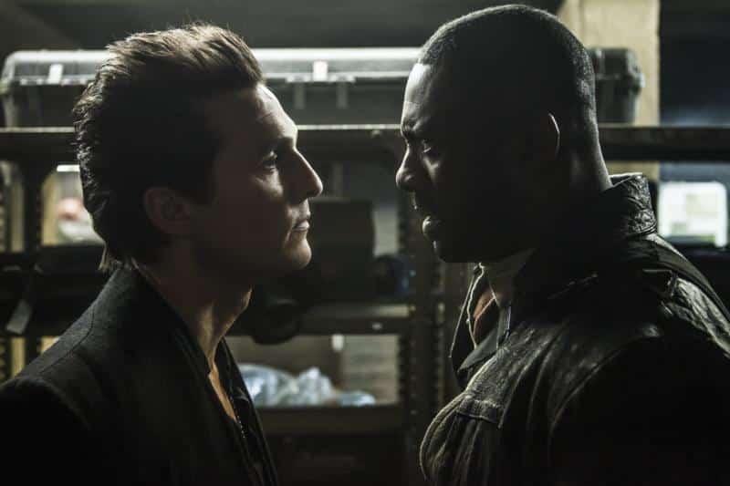 La Torre Oscura - nueva imagen Idris Elba Matthew McCounaghey