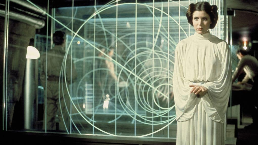 Leia (Rogue One - Star Wars easter eggs)