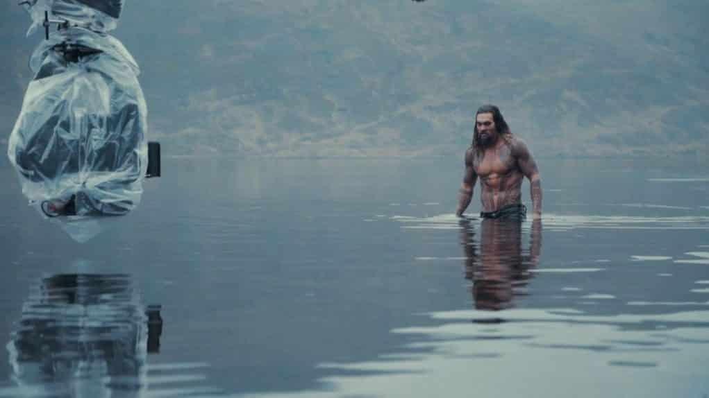 Liga de la Justicia Zack Snyder (Aquaman Jason Momoa) 1