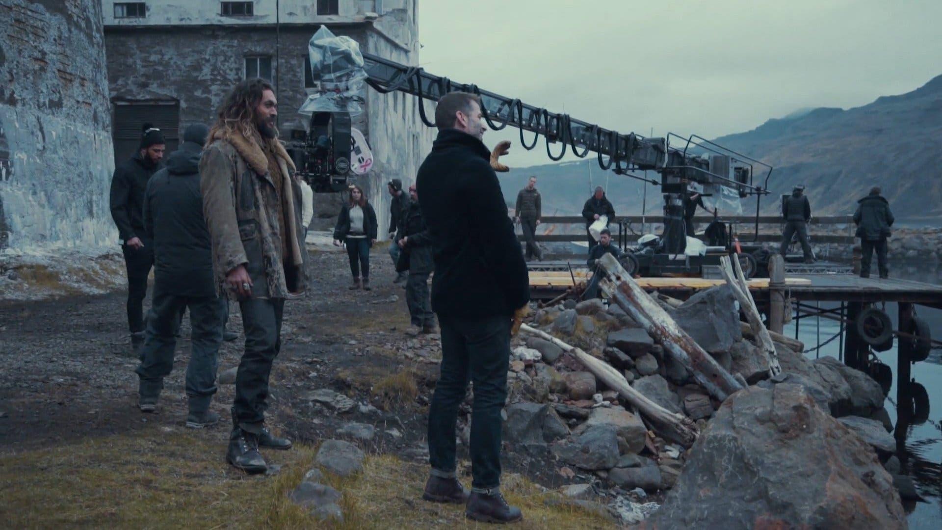 Liga de la Justicia Zack Snyder (Aquaman Jason Momoa) 3