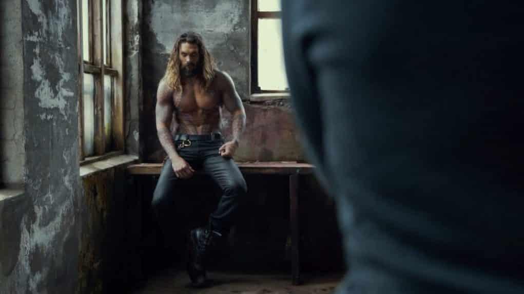 Liga de la Justicia Zack Snyder (Aquaman Jason Momoa) 4