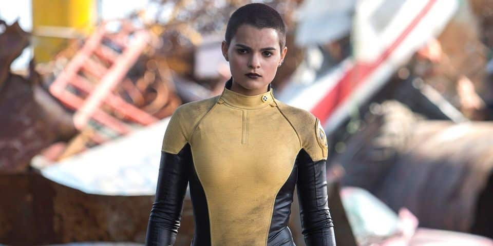 Negasonic Teenage Warhead costume Deadpool 2016