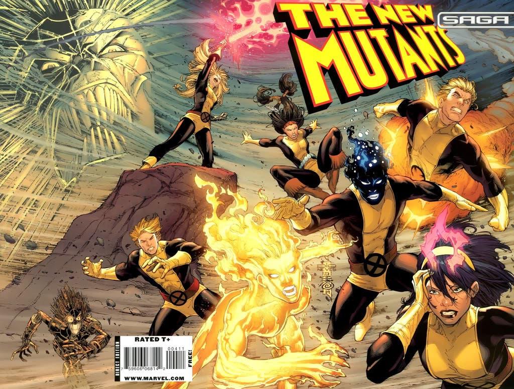 New Mutants movie 2018 (1)