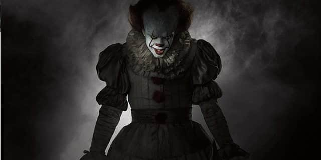 Pennywise en el remake de IT (1)