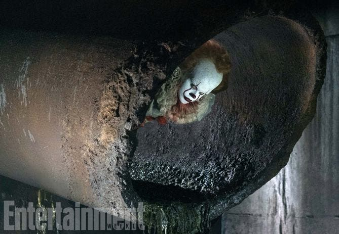 Pennywise en el remake de IT