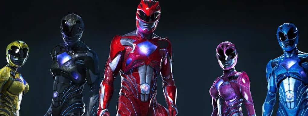 Power Rangers 2017 spoilers