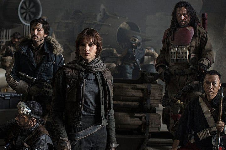 Star Wars: Rogue One. Un personaje importante iba a ser un agente doble
