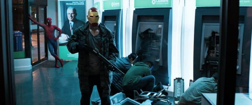 Fotograma Spider-Man Homecoming