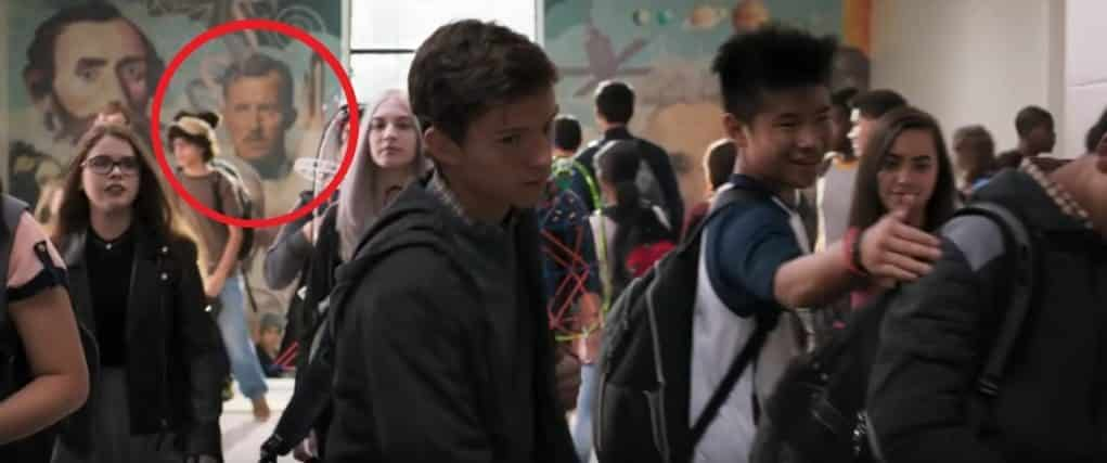 Spider-Man Homecoming easter eggs cameos