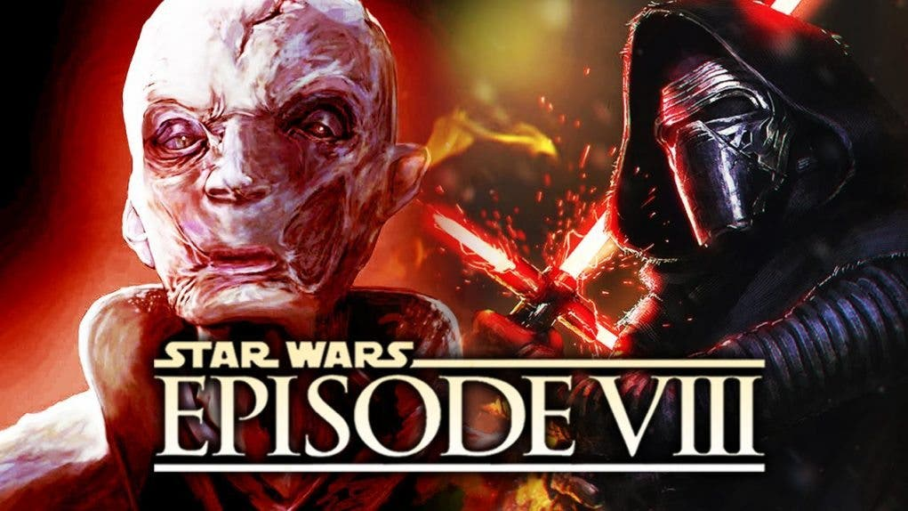 Star Wars VIII official trailer