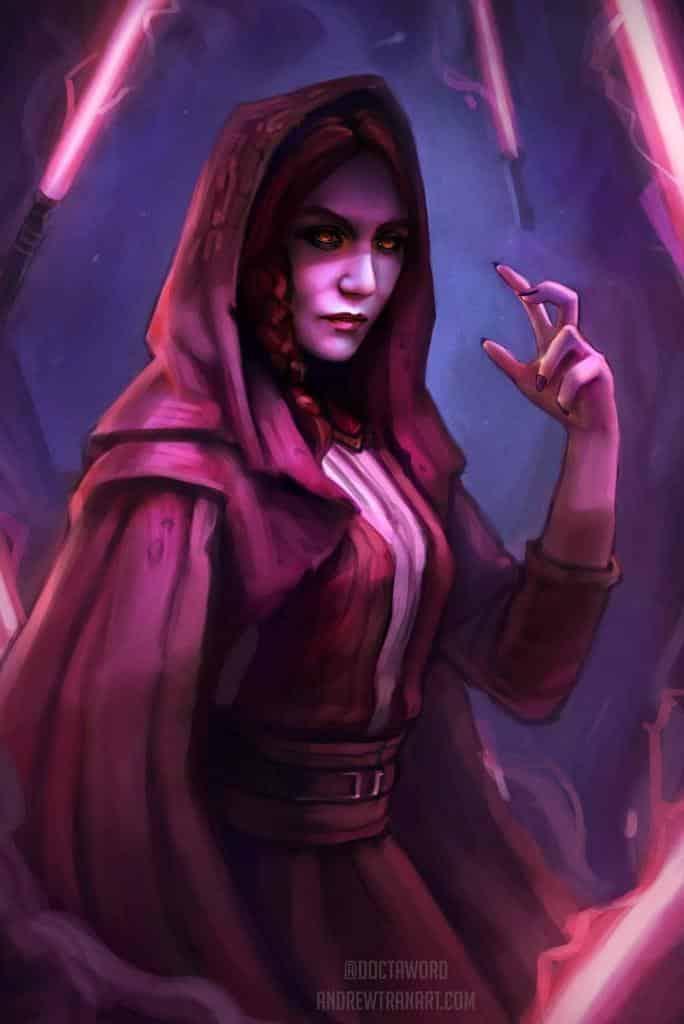 Star Wars crossover Juego de Tronos (4)