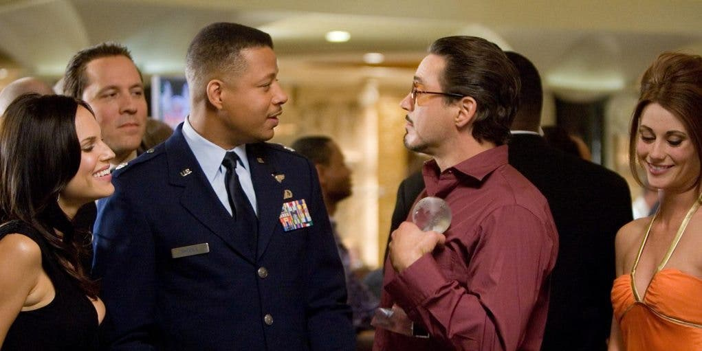 Terrence Howard Marvel Studios