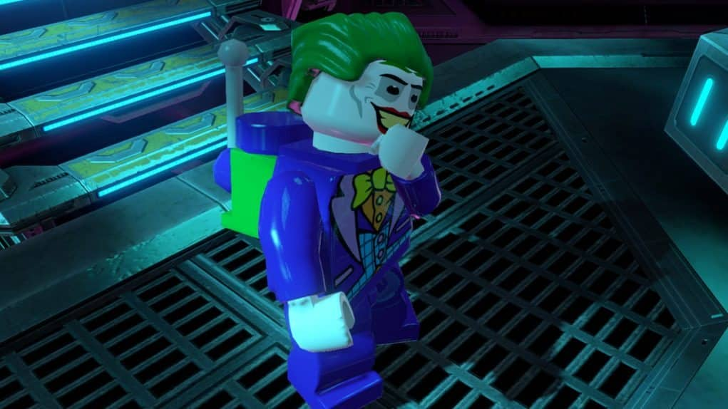 The LEGO Batman Movie - Joker