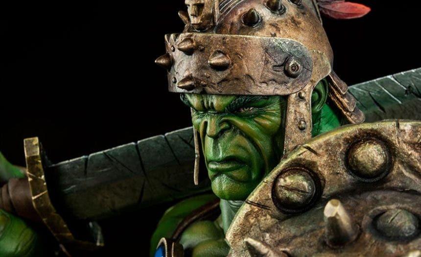 Hulk Gladiador en 'Thor: Ragnarok'