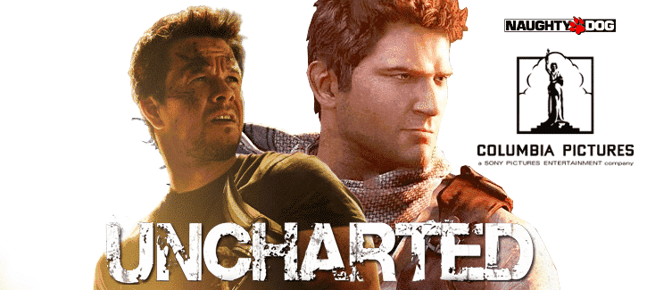 Uncharted Mark Wahlberg como Nathan Drake
