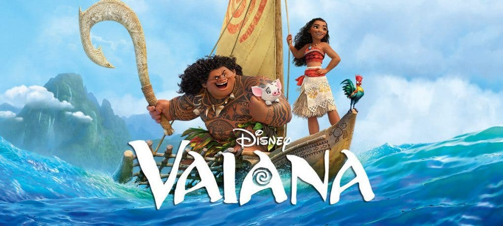 Disney negocia para hacer una secuela de Vaiana