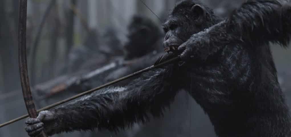 Las 5 mejores películas del verano de 2017 - La Guerra del Planeta de los Simios