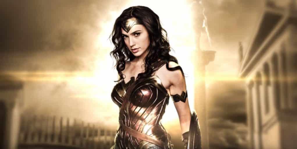 Wonder Woman lo mejor 2016
