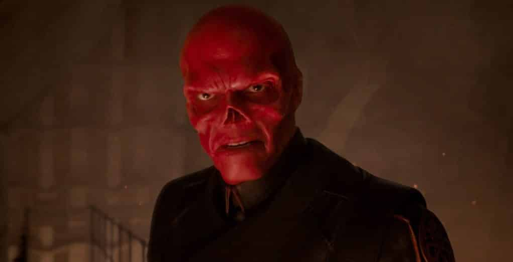 craneo rojo avengers infinity war
