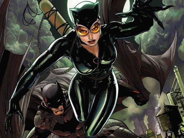 Catwoman en 'Gotham City Sirens'