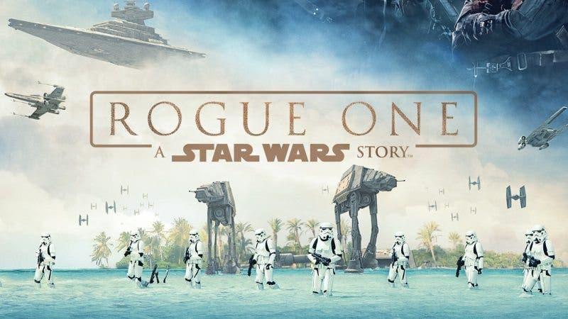 filtradas escenas eliminadas Rogue One (Star Wars)