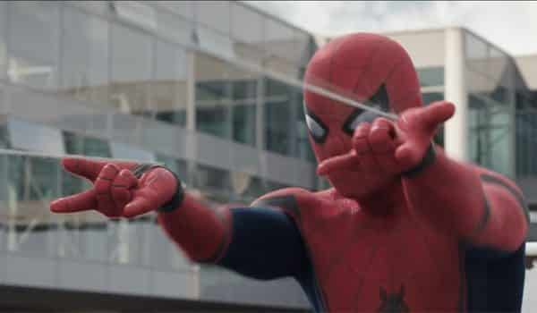 Spider-Man (Tom Holland) en 'Avengers: Infinity War'