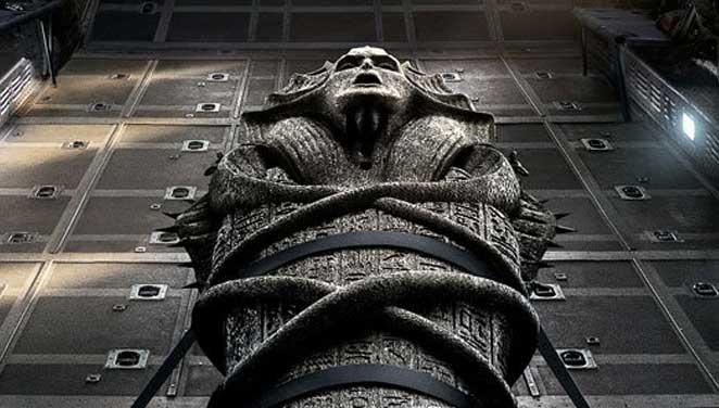 El próximo proyecto de Tom Cruise es 'The Mummy (La Momia)'
